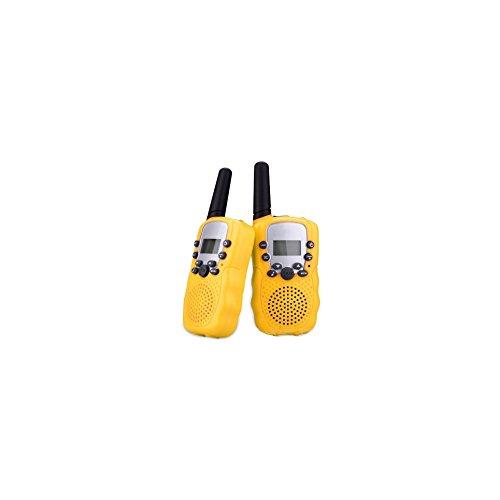Talkie-walkie sans fil, talkie-walkie pour les enfants école/maison/terrain gamme 400-470MHZ