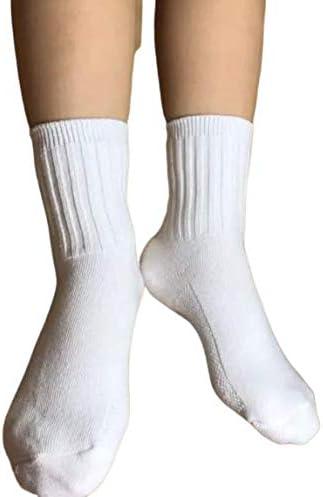 [スポンサー プロダクト]白 スクールソックス 3足 セット 新品 幼稚園 小学校 通園 通学 靴下…