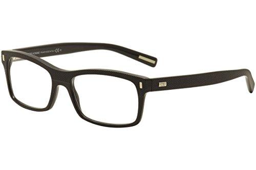 Christian Dior Black Tie 137 Eyeglasses Color 0807 - Homme Dior Tie