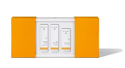 Nurturing Toner - Dr. Hauschka Morning Greeting Face Care Set (3 x 30 ml)