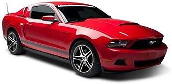 for Mustang 2005-2009 GT//V6 Performance White SpeedForm Pre-Painted Hood Scoop