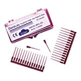 DURALAY PLASTIC PINS 2301 by BND 00050 RELIANCE DENTAL