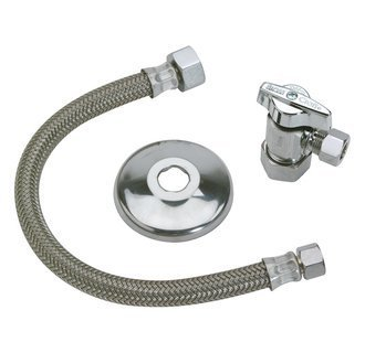 BrassCraft KTCR19B20AX C Faucet Kit: 1/2