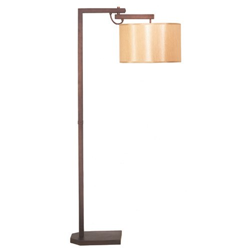 Hunter Swingstepz Floor Lamp with Oil-Rubbed Bronze ()