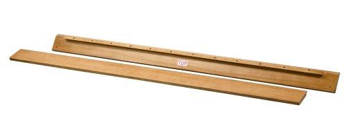 Oak Foundation - DaVinci Twin/Full Size Bed Conversion Kit, Honey Oak