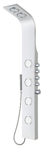 """Blue Ocean 63"""" Stainless Steel SPS8863 Thermostatic Shower"""