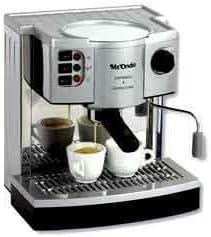 Mx Onda MX-CE 2281 - Máquina de café: Amazon.es: Hogar