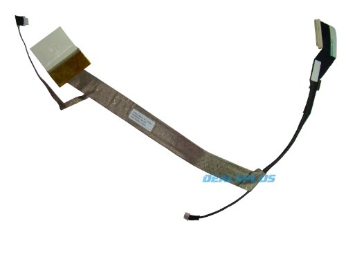Cq50 Lcd - SEENIGHT® New Laptop LCD Screen Video Cable fits HP Compaq 15.4