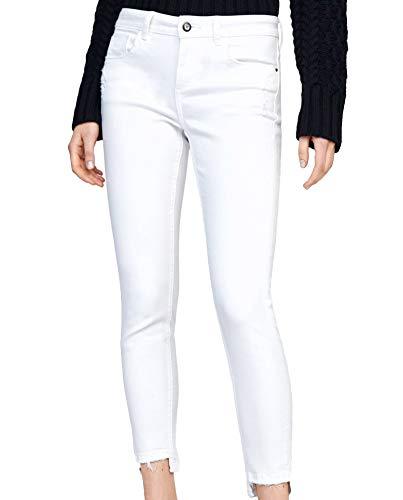Con Orlo Skinny 026 Asimmetrico 8228 Zara Jeans Z1975 Donna OqwInU7R