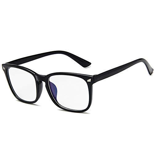 Blue Light Blocking Glasses, Anti Blue Ray Computer Game Glasses, Men & Women