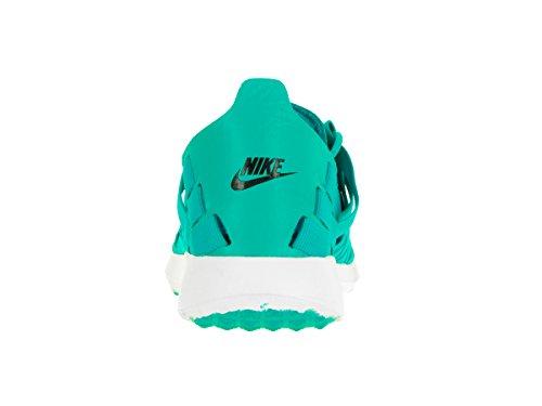 Nike Dames Juvenate Geweven Casual Schoen Helder Jade / Zwart / Wit