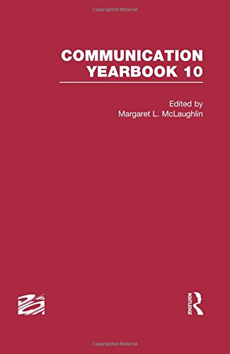 Communication Yearbook 10 (Volume 5)