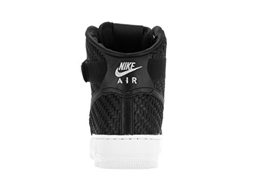 Air 1 Woven Schwarz Nike Force Schwarz '07 weiß High Basketballschuhe Lv8 Herren Zqx5tA7