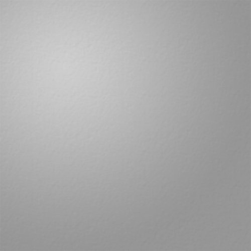 Hygloss Products Metallic Foil Paper Sheets - 10 x 13 Inch, 50 Sheets -Silver by Hygloss