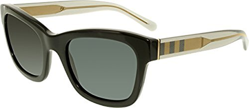 Burberry Women's BE4210 Sunglasses & Cleaning Kit Bundle