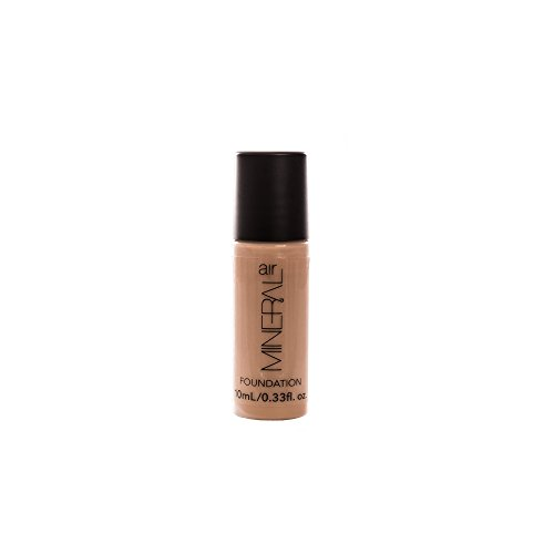 Mineral Air Mineral Foundation – Airbrush Makeup Foundation Refill – Medium, 10 ml