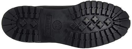 Nubuck Bottes Waterproof 6 Schwarz Inch Timberland black Homme Premium HqASzWW8Z