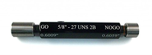 5/8-27 UNS Class 2B Taperlock Thread Plug Gage -