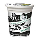 Duff - Buttercream Fondant 2Lb, Black