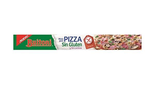 Buitoni Masa de Pizza sin Gluten - 230 gr: Amazon.es ...