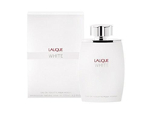 Lalique White By Lalique For Men Edt Spray 4.2 Oz