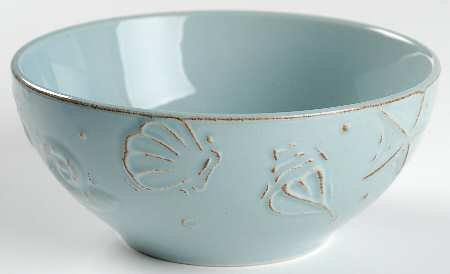 Amazon.com : Thomson Pottery Cape Cod Cereal / Soup Bowls, Set of 4 ...