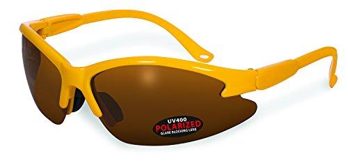 Specialized Safety Products COWLITZ YLW BRZ Unisex Polari...