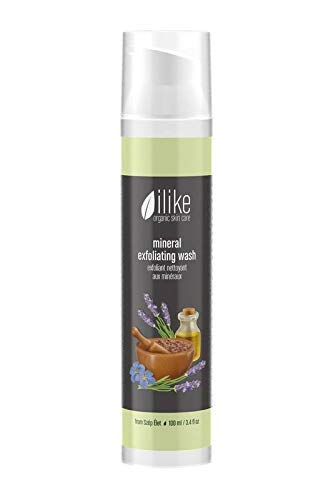 Ilike Organic Skin Care Mineral Exfoliating Wash 3.4 fl ()