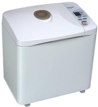 Panasonic compacto automático Pan eléctrica, características 6 opciones de masa y repostería, y 13