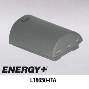 Lithium Ion Battery Pack 069428, 069429, 073929 L18650-ITA