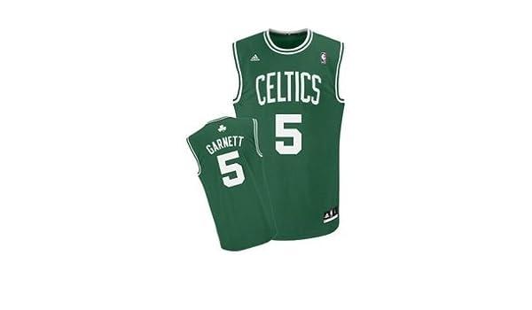 Adidas Boston Celtics NBA Hombre réplica de la Camiseta, Unisex, XXS: Amazon.es: Deportes y aire libre