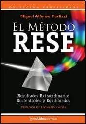 Book El metodo RESE Resultados Extraordinarios, Sustentables y Equilibrados