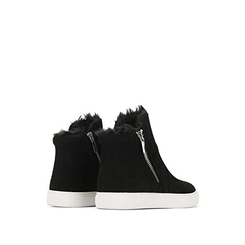Reazione Kenneth Cole Kailyn High-top Sneaker - Donna Nero