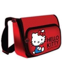 Hello Kitty KT4338RH Horizontal Messenger Style 15.4 inch...