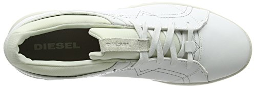 outlet free shipping Diesel Men's Stud-v S-Studdzy Lace Fashion Sneaker White free shipping cost cheap sale largest supplier fast delivery for sale 776BL