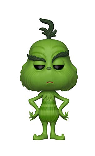 - Funko Pop Animation: The Grinch Movie - The Grinch Collectible Figure, Multicolor