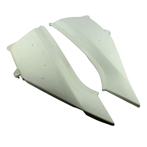 Motorcycle Parts Fairing Parts Unpainted Plastic Fairing Parts Cover Right+Left Side Fairing Panel cowl For Motorcycle Honda Goldwing 1800 GL1800 2001 2002 2003 2004 2005 2006 2007 2008 2009 2010 - Panel Side Right Fairing