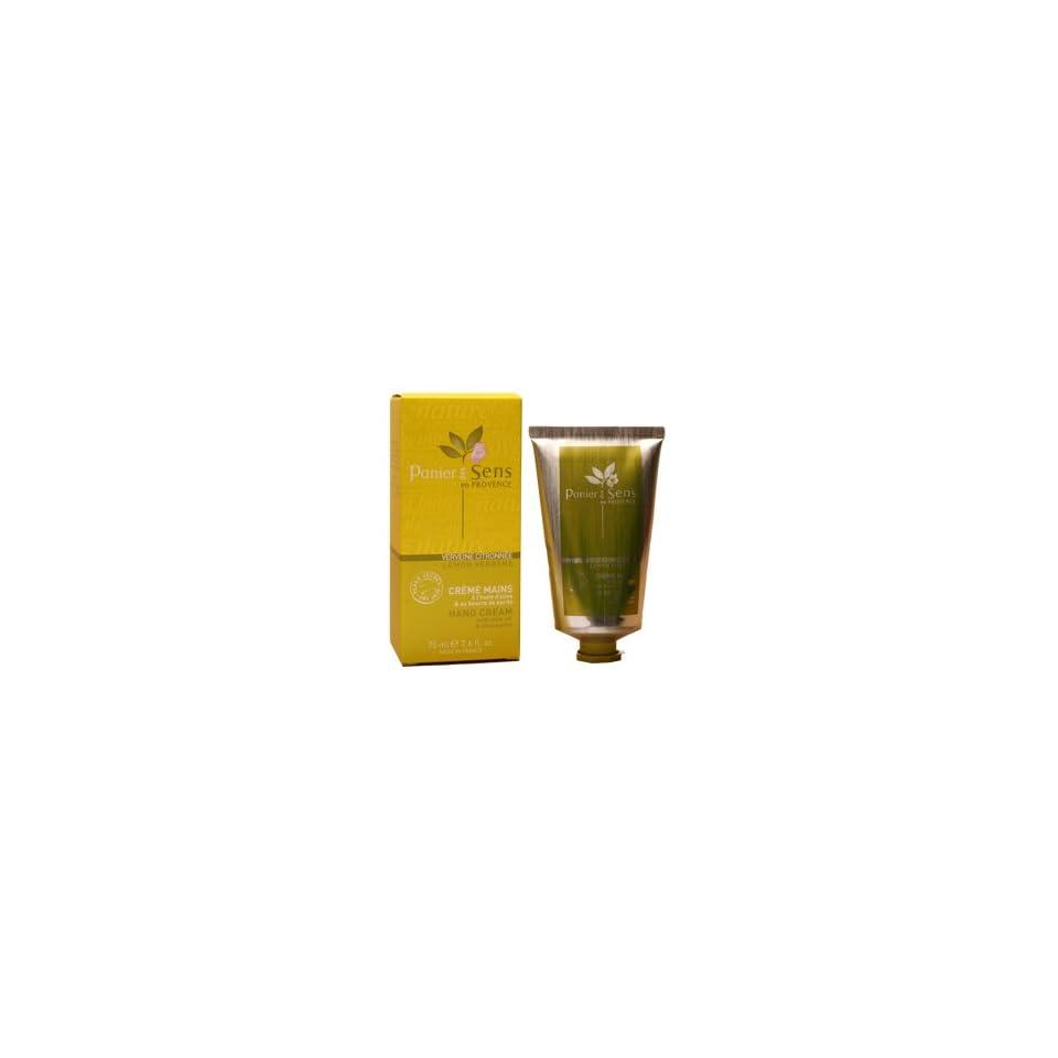 Panier des Sens Shea Butter Hand Cream Lemon Verbena