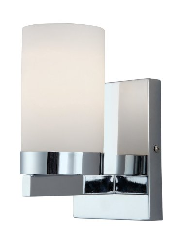 Gatco 1670 Elevate Single Sconce, Chrome good