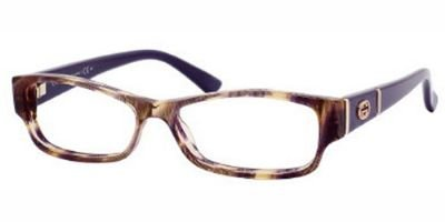 Gucci GG3201 Eyeglasses-0O37 Violet-53mm by Gucci