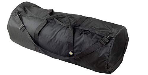 NorthStar SD1640DLX Sport Duffle Bag, Diamond Black, 16