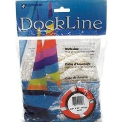 UPC 738656401598, DOCKLINE White Twisted Nylon 1/2 x 30