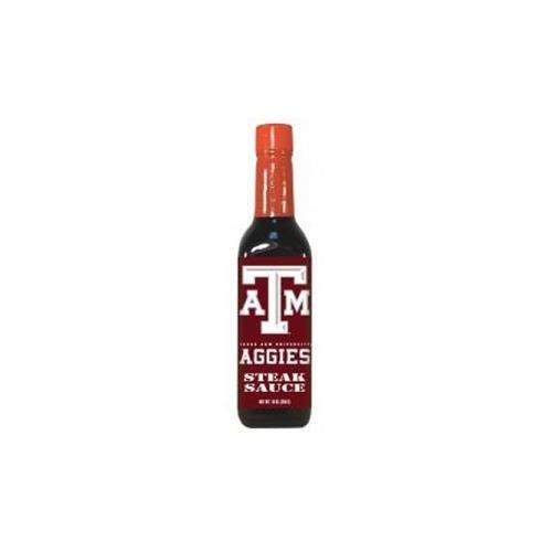 Texas A&M Aggies Steak Sauce -  Hot Sauce Harry s, 5039