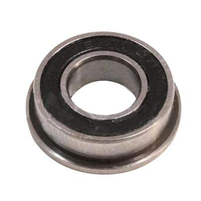 10pcs F688-2RS Metal Flanged Rubber Sealed Ball Bearing 8 x 16 x 5mm