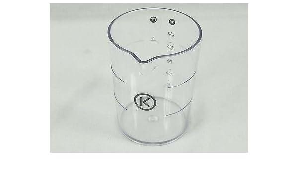 Kenwood Vaso Medidor Dosificador Robot Cooking Food Processor ...
