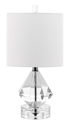 Decorator's Lighting 15508 Diamond Accent Lamp H, 15'' H, Crystal by Decorator's Lighting