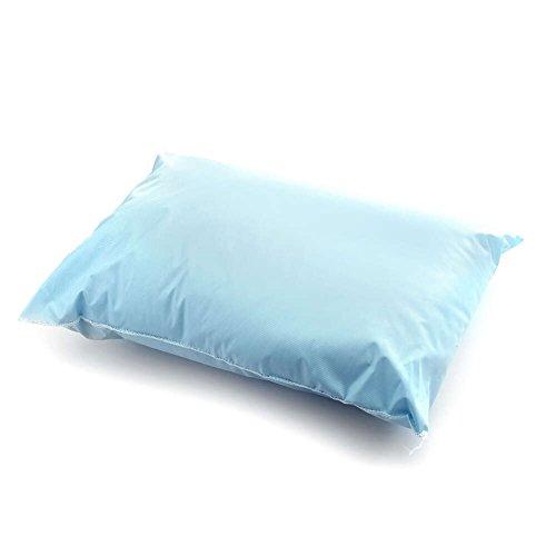 Medichoice Pillow  Reusable  Vinyl Ticking Cover  7 Ounce  Polyester Fiber Fill  Blue  12 Inch X 17 Inch  Case Of 24