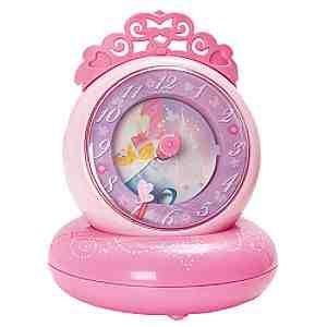 Disney Princess Alarm Clock Amazon Co Uk Toys Amp Games
