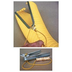 Zipper Poly-Cap Fence Guard Installation Tool