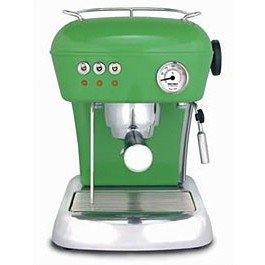 ascaso Cafetera expreso Dream MF en diferentes colores Meadow Green